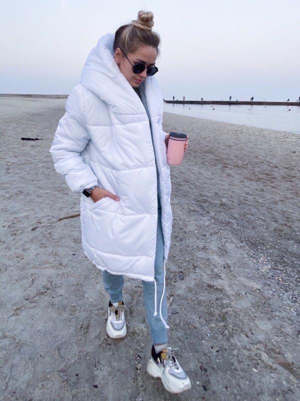 Совместные покупки на Куртка женская белая