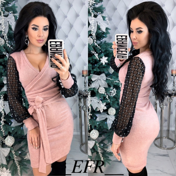 Совместные покупки на Платье женское розовое