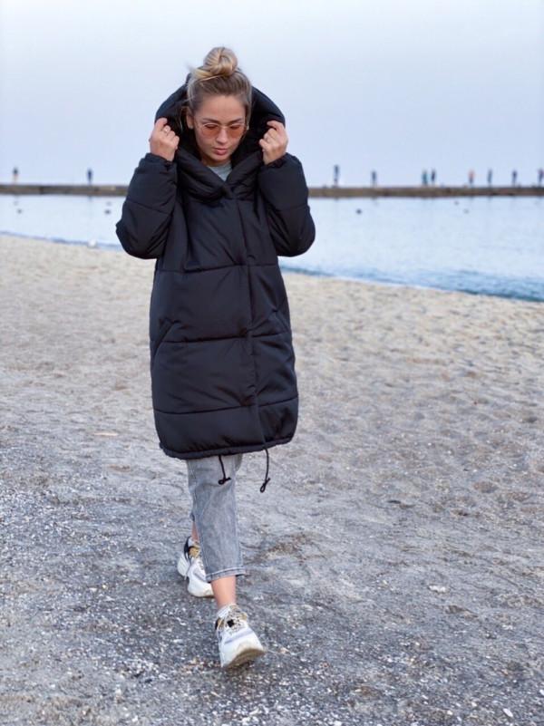 Совместные покупки на Куртка женская черная