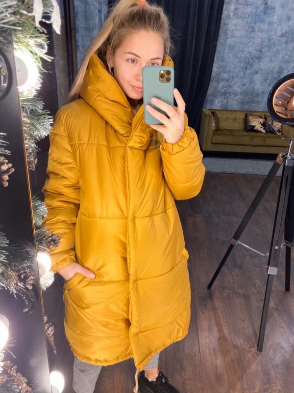 Совместные покупки на Куртка женская горчичная