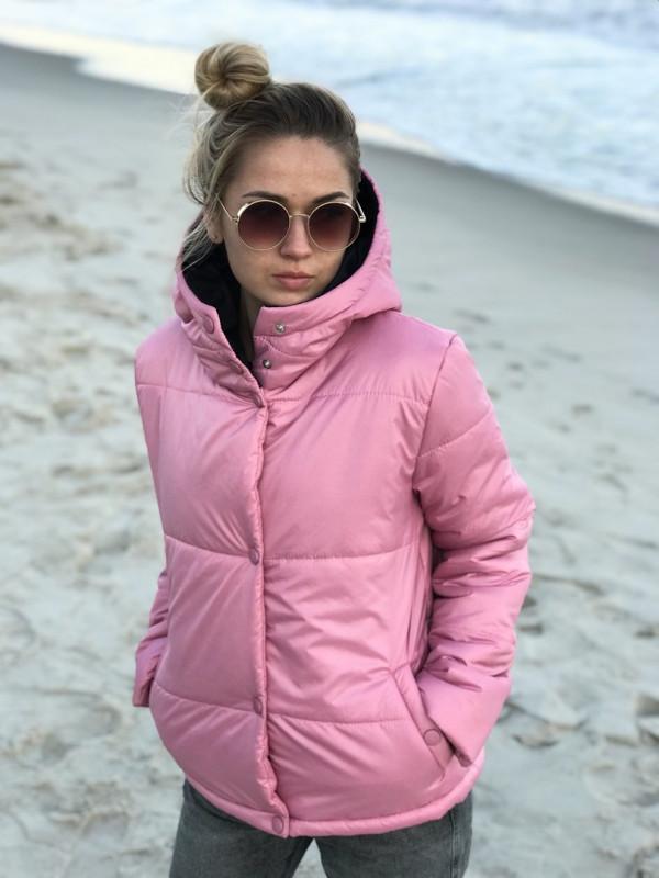 Совместные покупки на Куртка женская розовая