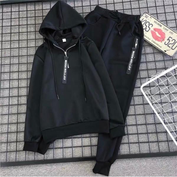 Совместные покупки на Спортивный костюм черный