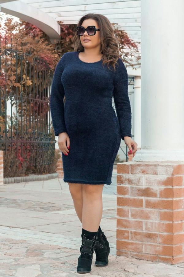Совместные покупки на Платье женское синее