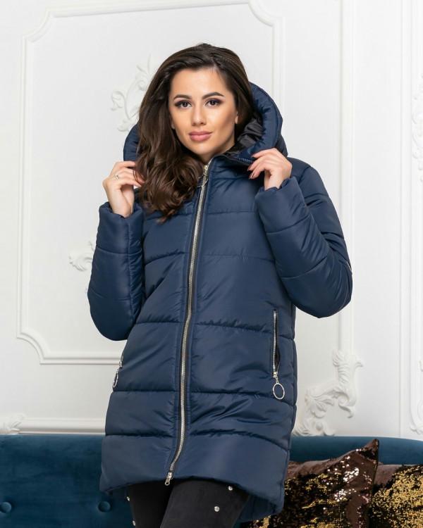 Совместные покупки на Куртка женская синяя