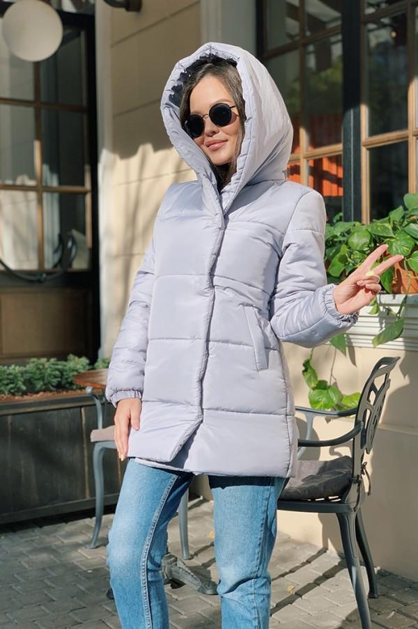 Совместные покупки на Куртка женская серая
