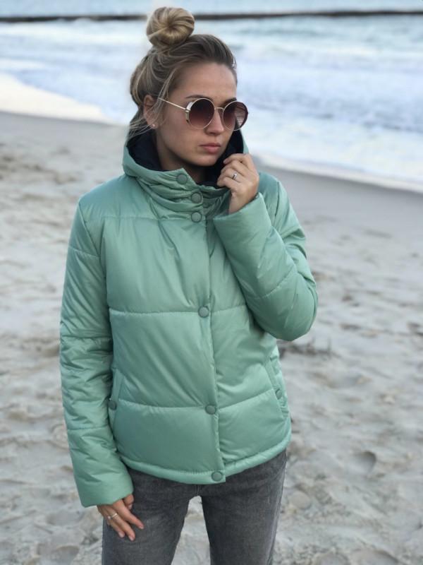 Совместные покупки на Куртка женская мята